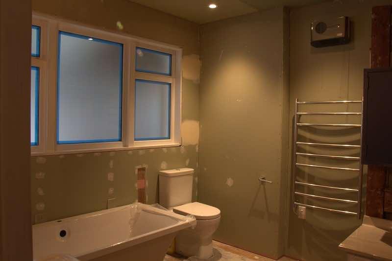 Laundry/Bathroom Update