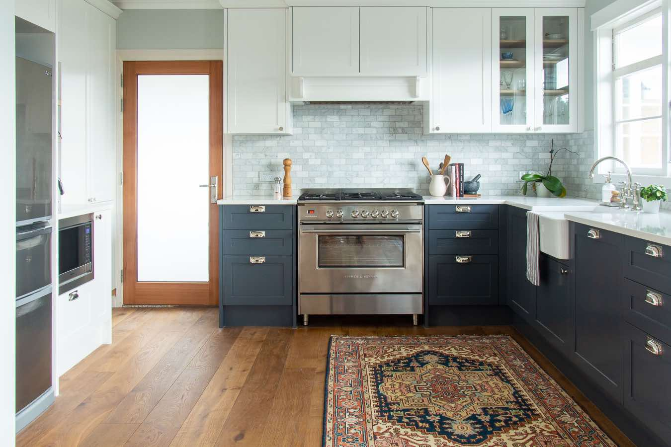 Our Gut Reno Kitchen