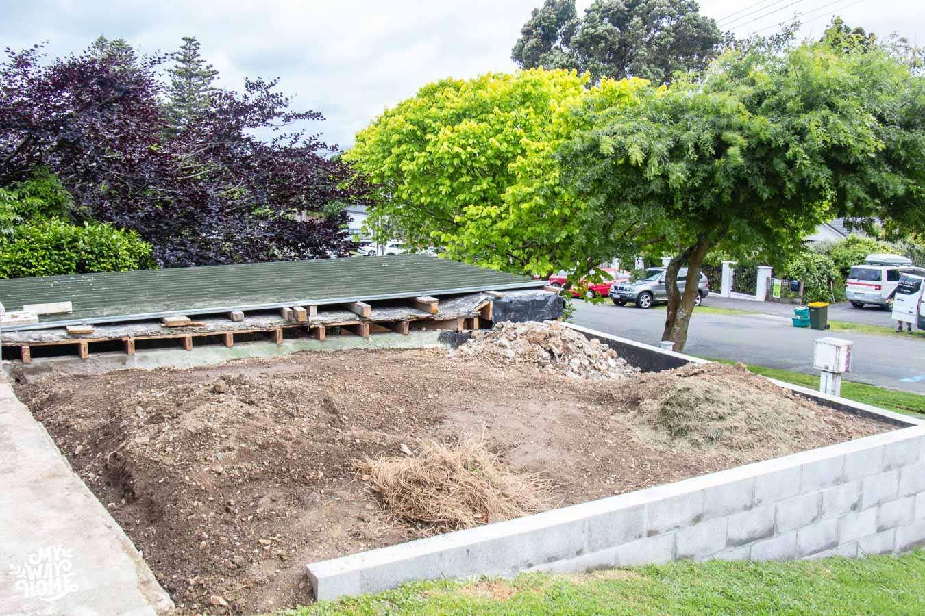Our very first Veggie Garden