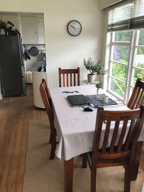 The Dining Room Redesign